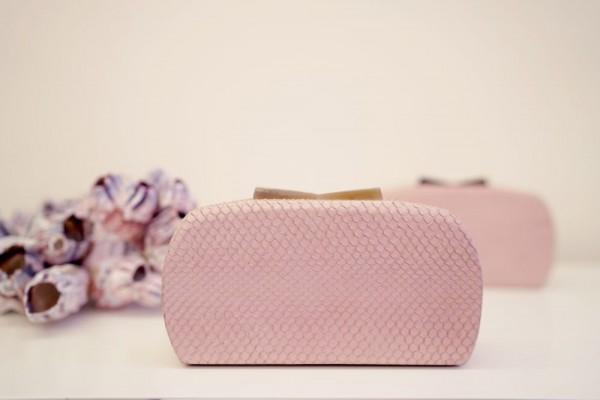Minaudière - Baby Pink